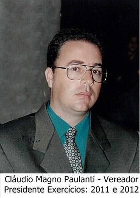 Cláudio Magno Paulanti