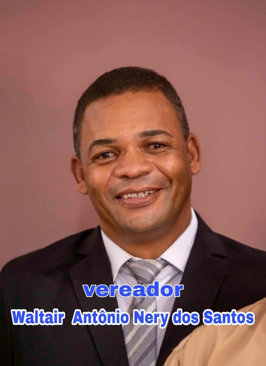 Waltair Antônio Nery dos Santos